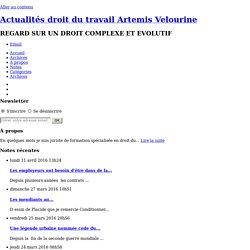 Le coté obscur de Disneyland Paris - Actualités droit du travail Artemis Velourine