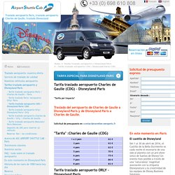 Orly Airport Shuttle Services for You