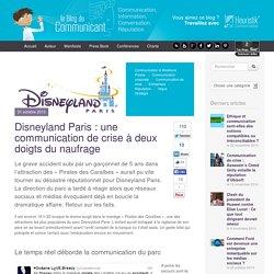 Disneyland Paris : une communication de crise à deux doigts du naufrage