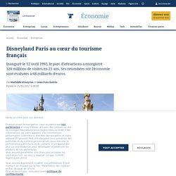 Disneyland Paris au cœur du tourisme français