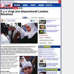 Il y a vingt ans disparaissait Loubna Benaïssa