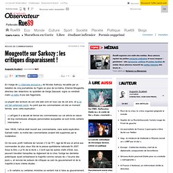 Edito sur Sarkozy : Mougeotte lynché par ses lecteurs