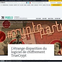 L'étrange disparition du logiciel de chiffrement TrueCrypt