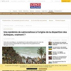 Epidémie : la salmonelle est-elle à l'origine de la disparition des Aztèques? - Sciencesetavenir.fr