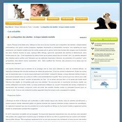BLOG VETERINAIRE BORDEAUX 08/06/15 La disparition des abeilles : la loque maladie mortelle