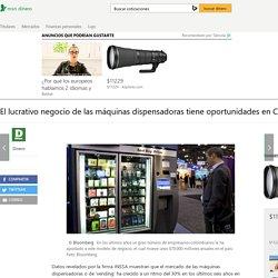 El lucrativo negocio de las máquinas dispensadoras tiene oportunidades en Colombia