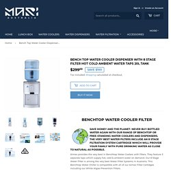 Best Bench Top Water Dispenser Cooler In Australia – Mari Australia