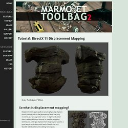 Displacement Mapping Tutorial