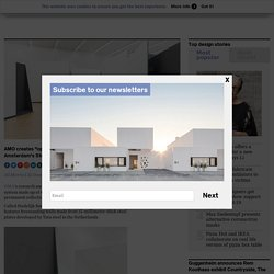 """AMOcreate """"open-ended"""" display system for Amsterdam's Stedelijk Museum"""