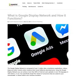 What is Google Display Network and How it Functions?