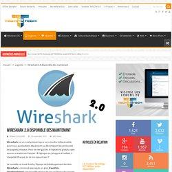 Wireshark 2.0 disponible dès maintenant