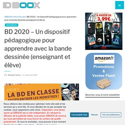 BD 2020 – Un dispositif pédagogique pour apprendre avec la bande dessinée (enseignant et élève)