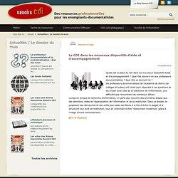 CDI : les dispositifs d'aide et d'accompagnement