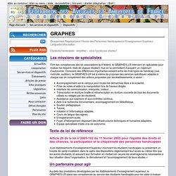 Dispositifs - GRAPHES
