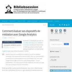 Comment évaluer ses dispositifs de médiation avec Google Analytics