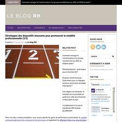 0117 Développer des dispositifs innovants pour promouvoir la mobilité professionnelle (3/3)