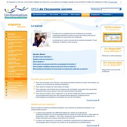 Le tutorat – Dispositifs de formation