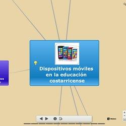 Dispositivos móviles en la educación costarricense
