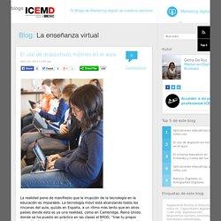 El uso de dispositivos móviles en el aula : La enseñanza virtual