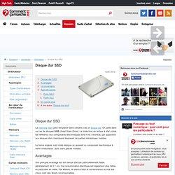 Disque dur SSD
