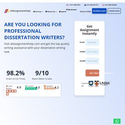 Hire UK Writers For Dissertations