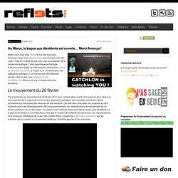 Au Maroc, la traque aux dissidents est ouverte… Merci Amesys !