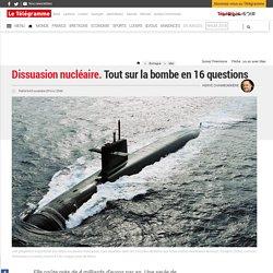 Dissuasion nucléaire. Tout sur la bombe en 16 questions - Mer
