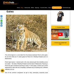 Pench Tour Packages