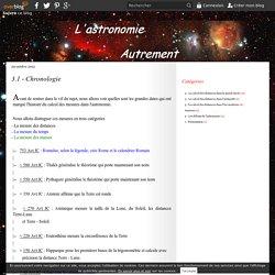 3 - le calcul des distances dans l'antiquite - Le blog d'astronomie de Smartsmur