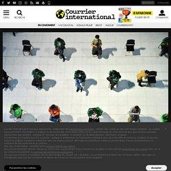La distanciation sociale en images, partout dans le monde