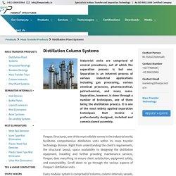 Distillation Equipment – Finepac Structures