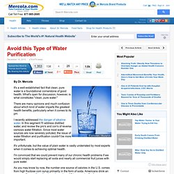 Distilled Water Interview with Houston Tomasz