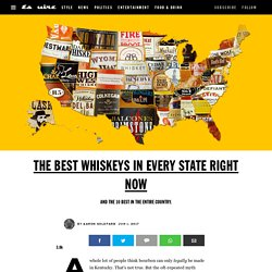Best Whiskey Distilleries in America - Best Whiskey Distillery in Every State