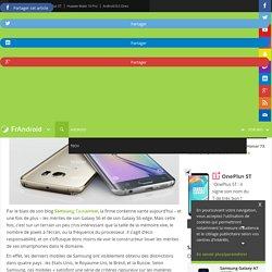 """Samsung obtient quelques distinctions """"eco-responsables"""" pour son Galaxy S6"""