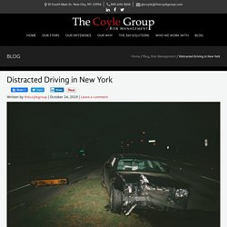 Distracted Driving in New York