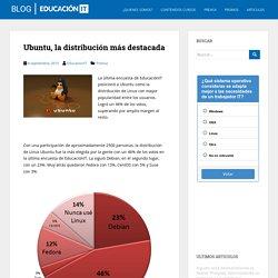 Ubuntu, la distribución más destacada – Educacion IT