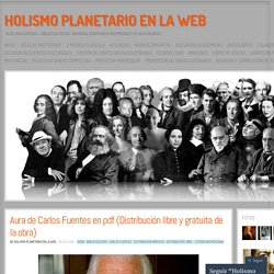 Aura de Carlos Fuentes
