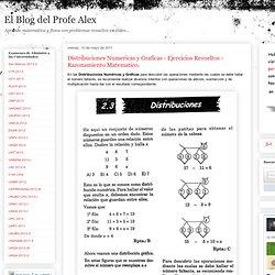 Distribuciones Numericas y Graficas - Ejercicios Resueltos - Razonamiento Matematico. « Blog del Profe Alex