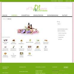 Distribuidor oficial España fragancias Gracefruit.Productos para hacer jabones naturales o caseros, hacer cosmetica artesanal - A Tu Manera, Manualidades y BB.AA.,S.L.