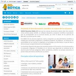 WeDo 2.0 en RO-BOTICA - Distribuidor oficial de LEGO Education España