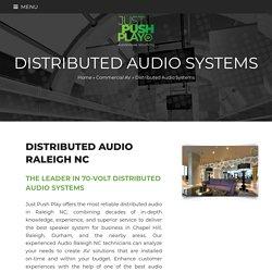 speaker system for business