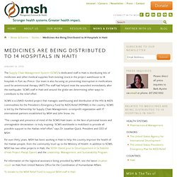 msh.org - Management Sciences for Health - Medicines Are Mak