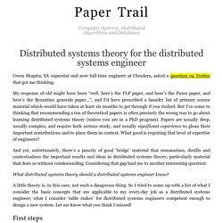 system theory essay Ecological systems theory children and young people essay outline: the basic concepts of urie brofenbrenner's ecological systems theory how does urie.