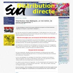 """""""Distributeur chez Médiapost, un vrai métier, de réelles perspectives"""" ? - [Distribution directe]"""