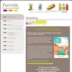 votre distributeur de produits et de marques innovantes pour la restauration rapide moderne