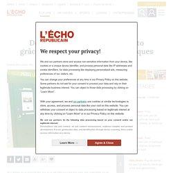 L ECHO REPUBLICAIN 28/12/20 Des produits locaux illico presto grâce aux distributeurs automatiques