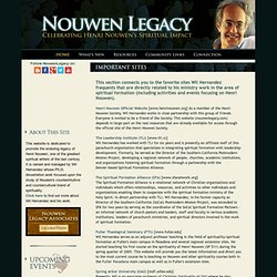Favorite Sites | Nouwen Legacy