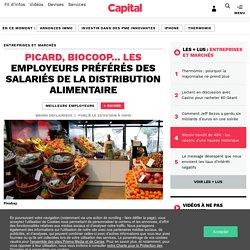 Picard, Biocoop... les employeurs préférés des salariés de la distribution alimentaire
