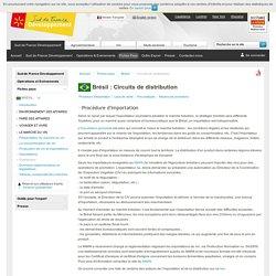Circuits de distribution brésiliens - Brésil