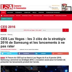 CES Las Vegas : les 3 clés de la stratégie... - Grande Distribution et consommation